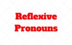 Reflexive Pronouns: Como usar e Quando em Ingles com Exercícios
