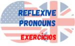 Reflexive Pronouns – Usos e Exercícios