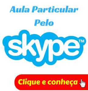 aula particular de ingles skype
