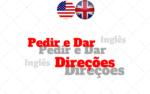 Como Pedir e Dar direções em Inglês: Prepositions of location