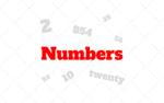 Números em Inglês por extenso: Veja como são escritos