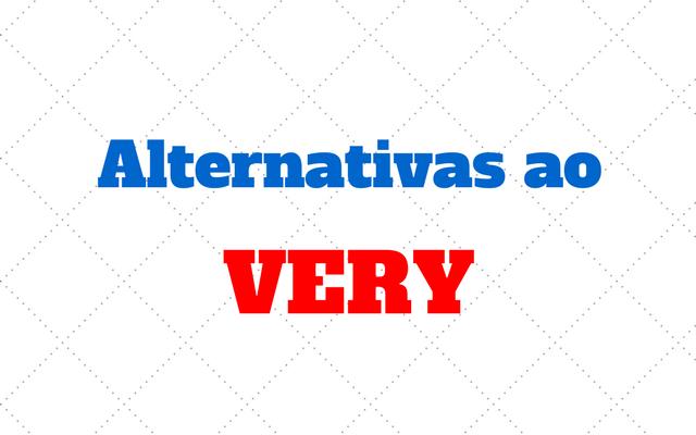 alternativas ao very