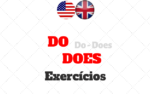 Exercícios DO and DOES Simple Present: com Gabarito