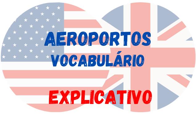 vocabulário aeroporto