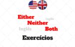 Either Neither Both – Exercícios