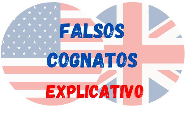 inglês falsos cognatos