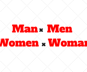 Quando usar Man e Men   Women e Woman em Ingles
