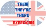 Their, They're e There – Atividades com gabarito