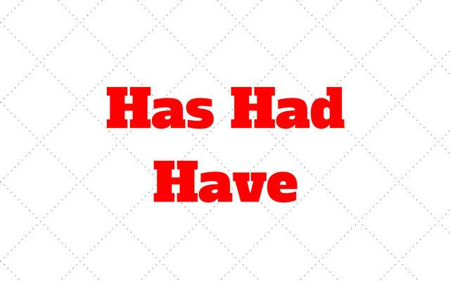 HAVE x HAS x HAD: Descubra como e quando usar