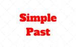 SIMPLE PAST no Inglês – Explicação completa