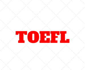 Tudo sobre TOEFL