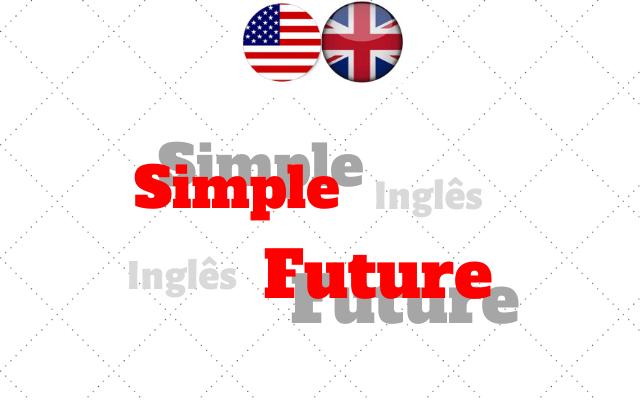 inglês simple future