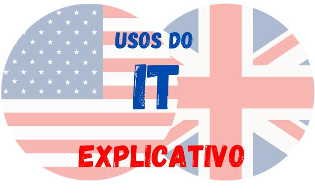 usar it inglês