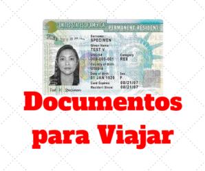 Documentos para Poder Viajar pelo Mundo