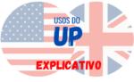 Usos do UP em inglês