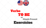 Exercícios Verbo TO BE Present