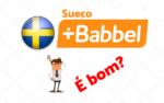 Curso de Sueco Babbel é bom?