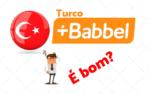 Curso de Turco Babbel é bom?