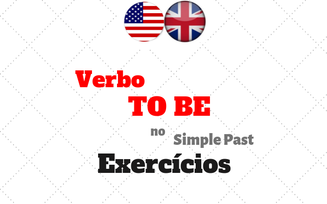 ingles verbo to be simple present exercicios