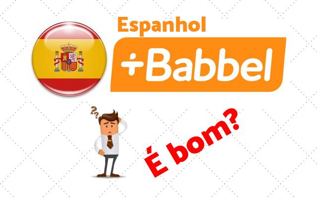 babbel espanhol bom