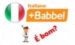 Curso de Italiano Babbel é Bom?