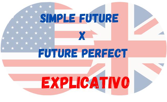 Future perfect Simple Future inglês