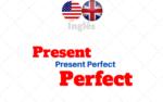 Truques para usar o PRESENT PERFECT
