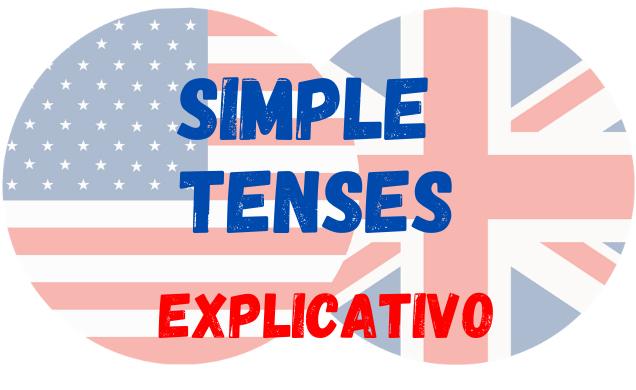 simple tenses inglês