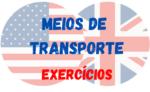 Meios de Transporte – Exercícios