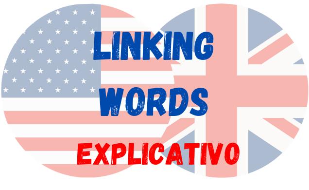 inglês linking words