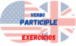 Exercícios de verbos em Participle